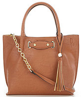 Kate Landry Harper Tasseled Satchel