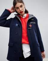Emporio Armani My Universe Bonded Duffle Coat