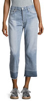 Citizens Of Humanity Cora Cropped Straight Jeans