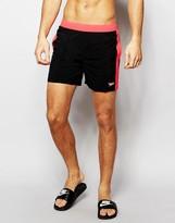 Speedo Swim Short 16 Colour Block Pink