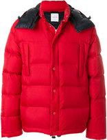 Wood Wood hooded puffer coat