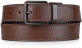 Levi's Black & Brown Reversible Faux Leather Belt