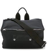 Givenchy large Pandora shoulder bag - men - Cotton/Polyester/Polyurethane - One Size
