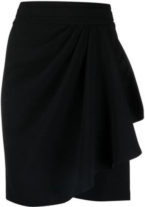 IRO Drape Design Skirt