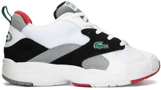 Lacoste Storm 96 panelled sneakers