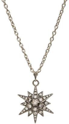 H.Stern Noble Gold and Diamond Stars Pendant Necklace
