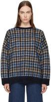 Stella McCartney Multicolor Large Volume Sweater