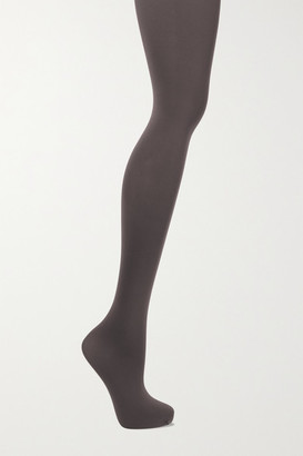 Falke Pure Matt 50 Denier Tights - Dark gray