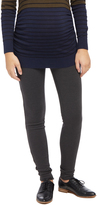 Motherhood Secret Fit Belly Ponte Skinny Maternity Pants