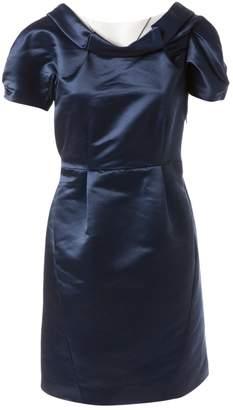 Thakoon \N Blue Polyester Dresses