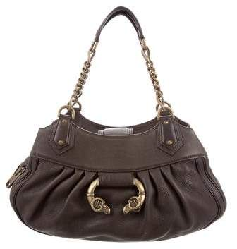 Derek Lam Leather Violet Bag