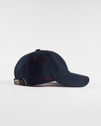 Ted Baker ETTRICK Semi plain baseball hat