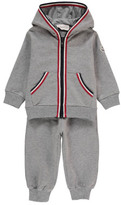 Moncler Zip-Up Sweatshirt and Sweatpants Set