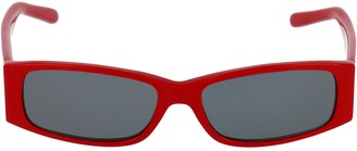 Missoni Rectangular Frame Sunglasses