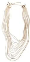 Topshop Women's Multistrand Necklace