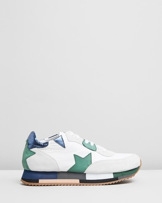 Bueno Women's Green Low-Tops - Sale - Size One Size, 38 at The Iconic