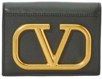 Valentino Go Logo wallet