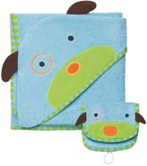 Skip Hop Zoo Towel and Mitt Sets, Darby