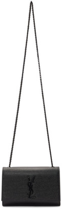 Saint Laurent Black Small Kate Chain Bag