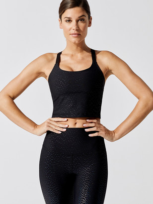 Beyond Yoga Step Out Cropped Tank