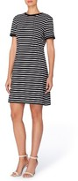 Catherine Malandrino Women's Clem Stripe Dress