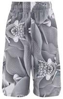 Nike Light Grey Kobe Elite Shorts