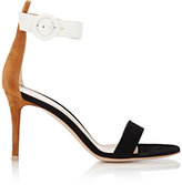 Gianvito Rossi Women's Portofino Ankle-Strap Sandals