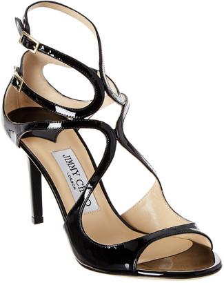 Jimmy Choo Ivette 90 Patent Sandal
