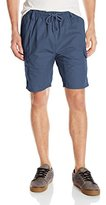 Burnside Men's Big Time Novelty Draw Cord Short
