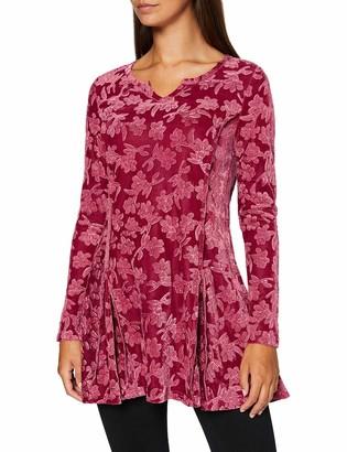 Joe Browns Women's Carmela Velvet Tunic Shirt