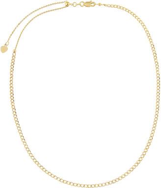 Adina's Jewels 14K Gold Cuban Choker