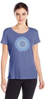 Columbia Women's Prism Medallion Short Sleeve Tee