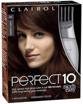 Clairol Nice 'n Easy Perfect 10 Permanent Haircolor