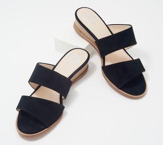 Vince Camuto Demi-Wedge Slide Sandals - Relindie