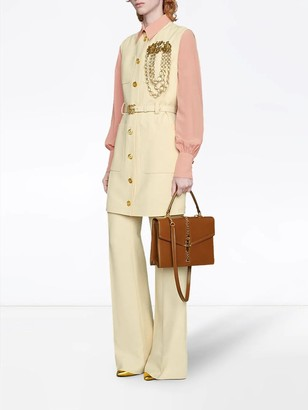 Gucci Light Pink Button-down Blouse
