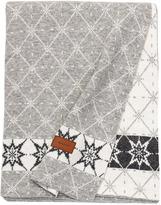 Gant Vernon Knit Throw Grey
