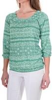 Aventura Clothing Savannah Shirt - Rayon, 3/4 Sleeve (For Women)