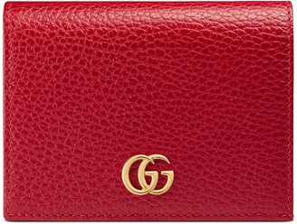Gucci Leather card case wallet