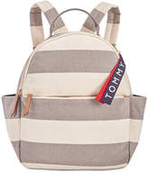 Tommy Hilfiger Classic Woven Rugby Medium Backpack
