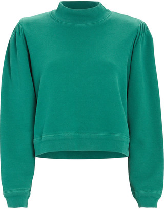 Sea Metta Mock Neck Sweatshirt
