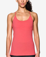 Under Armour Favorite Shelf-Bra Racerback Tank Top