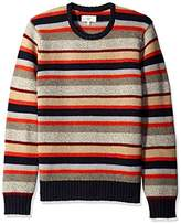 Jack Spade Men's Sanford Crew Neck Sweater