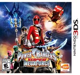 Bandai Saban's Power Rangers: Super Mega Force (Nintendo 3DS)