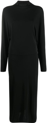 Filippa K Cherice long-sleeve dress