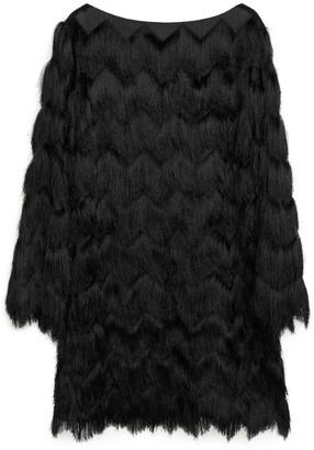 Arket Short Fringe Dress