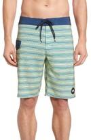 RVCA Men's Line O Sight Board Shorts