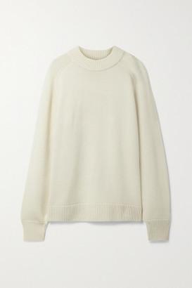 Tibi Cashmere Sweater - Ivory
