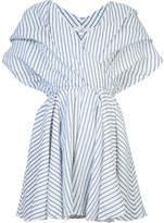 Caroline Constas Marcella striped dress