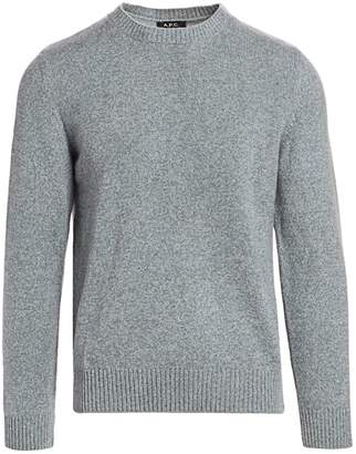 A.P.C. Marcus Superfine Lambswool Sweater