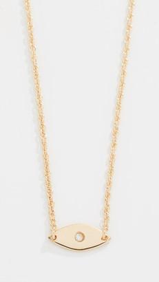 Jennifer Zeuner Jewelry Nazar Diamond Necklace